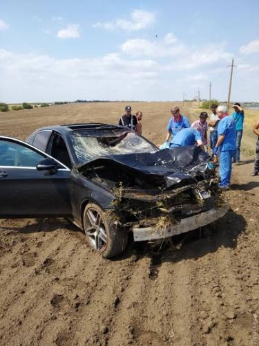 Азербайджанец погиб в тяжелом ДТП в Украине – ФОТО