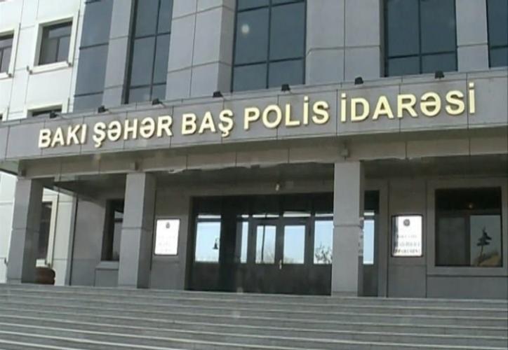 Бакинская полиция задержала похитительницу детей