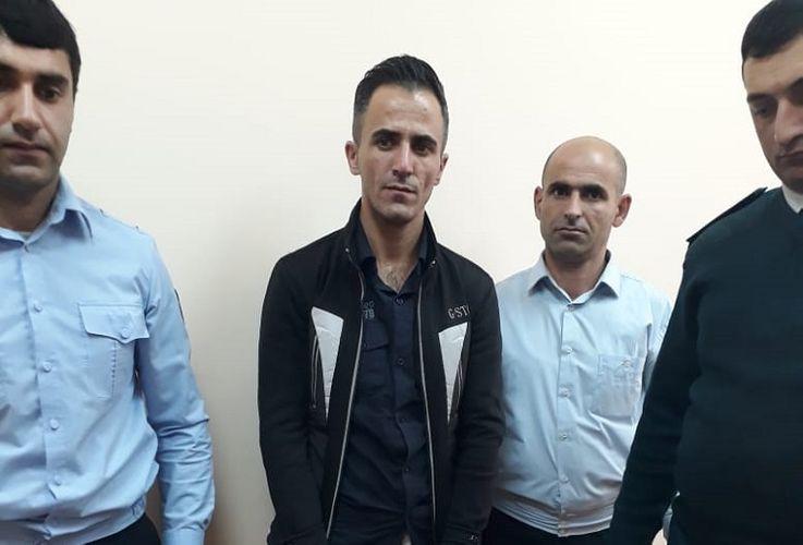 Гражданин Ирана задержан на границе с Азербайджаном с 2 кг наркотиков