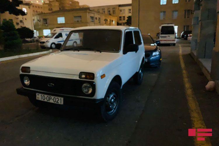 Полиция Баку задержала зачинщика ночного расстрела