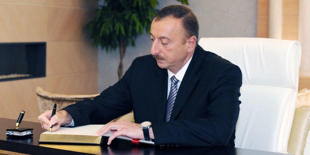 Ильхам Алиев выразил соболезнования президенту Казахстана