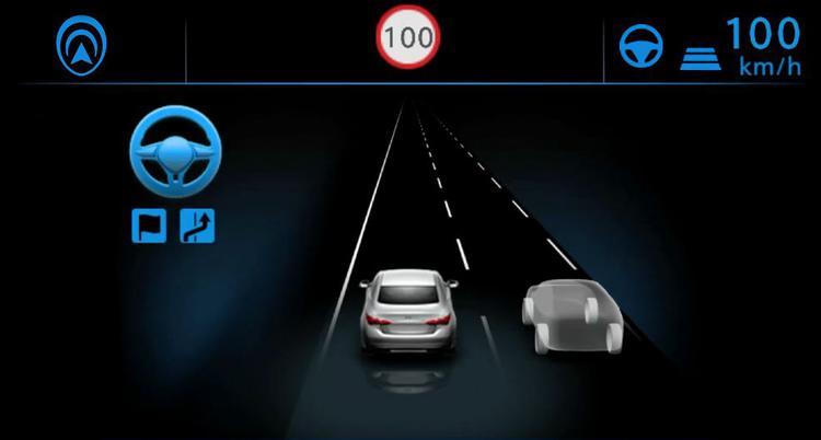"Nissan разработал систему движения ""без рук на руле"""