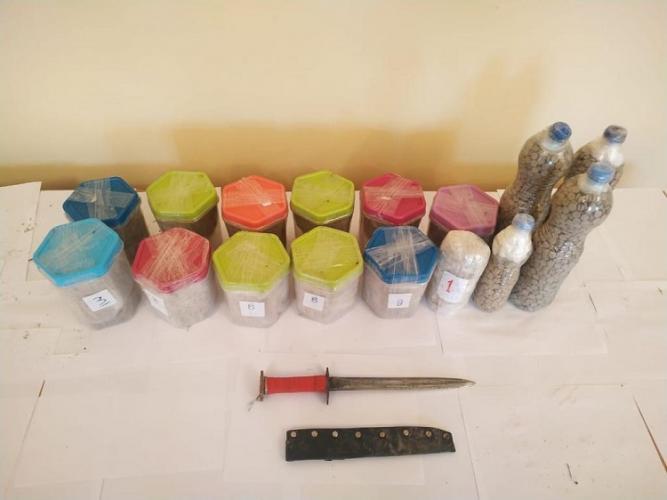Предотвращена попытка ввоза наркотиков из Ирана в Азербайджан