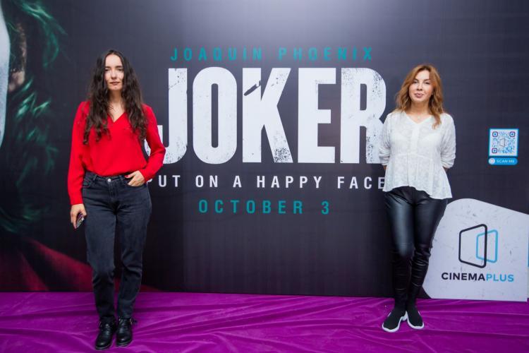 В Баку прошёл грандиозный показ фильма «Джокер» - ФОТО