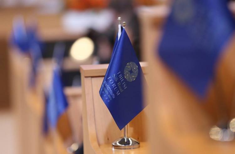 Азербайджан принимает участие в Тбилисском Форуме Шёлкового Пути