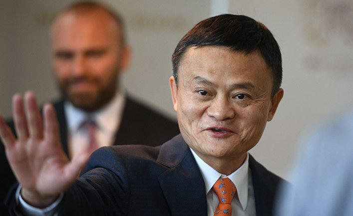 Джек Ма покинул пост главы Alibaba - СМИ
