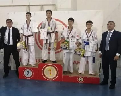 Спортсмены Спортивно-оздоровительного центра МЧС Азербайджана стали обладателями наград на турнире - ФОТО