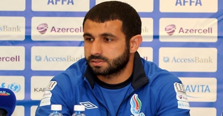 Рашад Садыхов провел 200-ю игру за «Карабах» в чемпионате