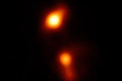 Ученые получили самое подробное изображение черной дыры - ФОТО