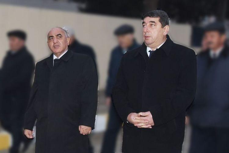 Суд продлил арест двух бывших азербайджанских чиновников