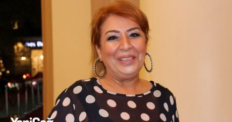 Азербайджанская певица выставила на продажу свой гардероб