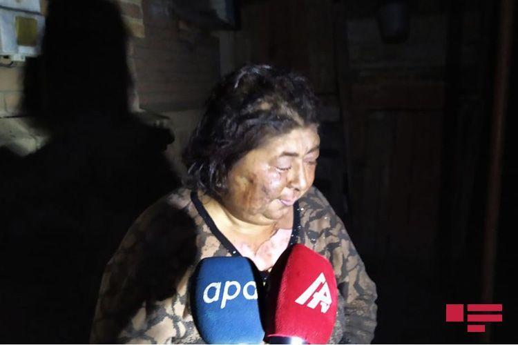 В Геранбое сгорел дом: один человек погиб, еще один госпитализирован - ОБНОВЛЕНО - ФОТО