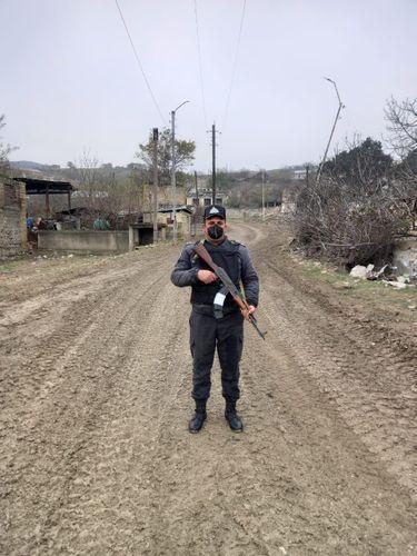 В селах Суговушан и Талыш назначены участковые инспекторы, создан служебный пост - ФОТО