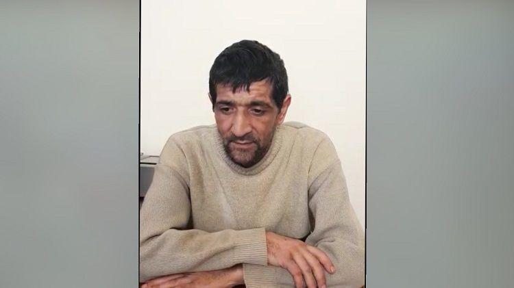 Полиция Баку задержала вооруженного человека - ФОТО