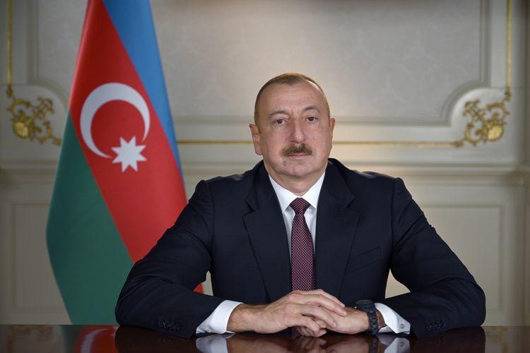 Ильхам Алиев подписал распоряжение о подготовке к Олимпийским играм