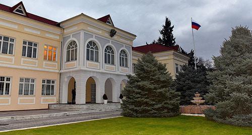 Посольство России в Баку о зараженном россиянине