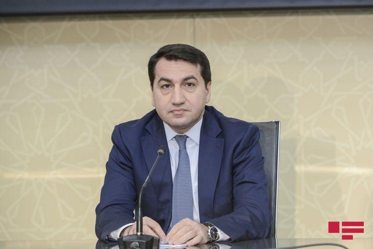 Помощник президента: Министр обороны Армении глубоко заблуждается, если воспринимает военные операции с призмы компьютерных игр