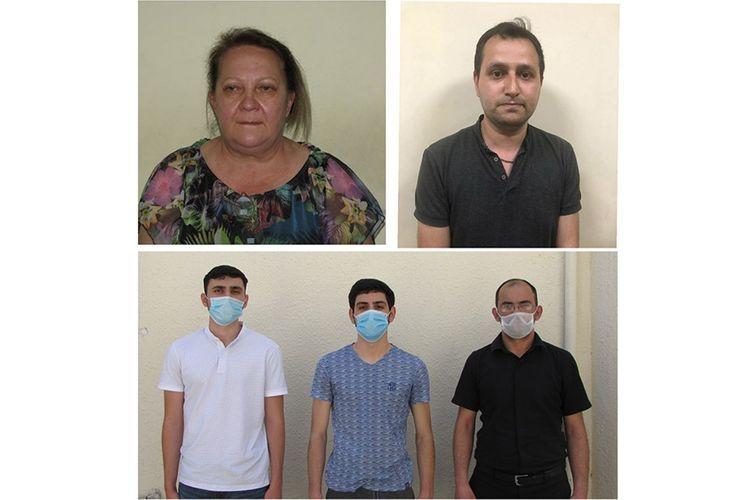 За «инцидент с маской» с полицией в бакинском метро в отношении 5 человек возбуждено уголовное дело