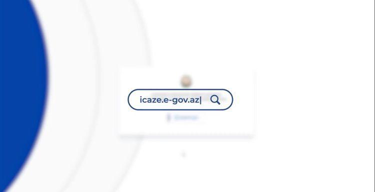 Портал icaze.e-gov.az вновь станет активным 14-16 июня