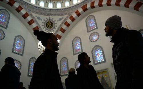 В Британии ввели строгие правила поведения в мечетях