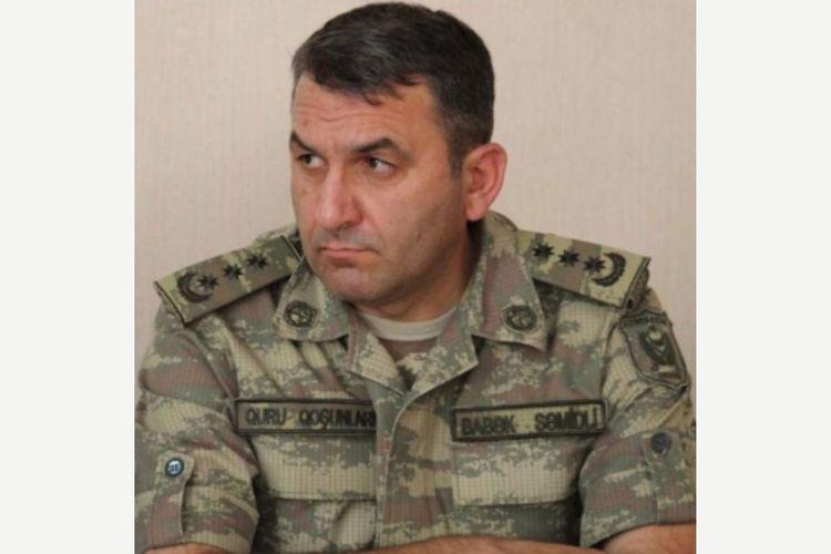 В Азербайджане транически погиб полковник