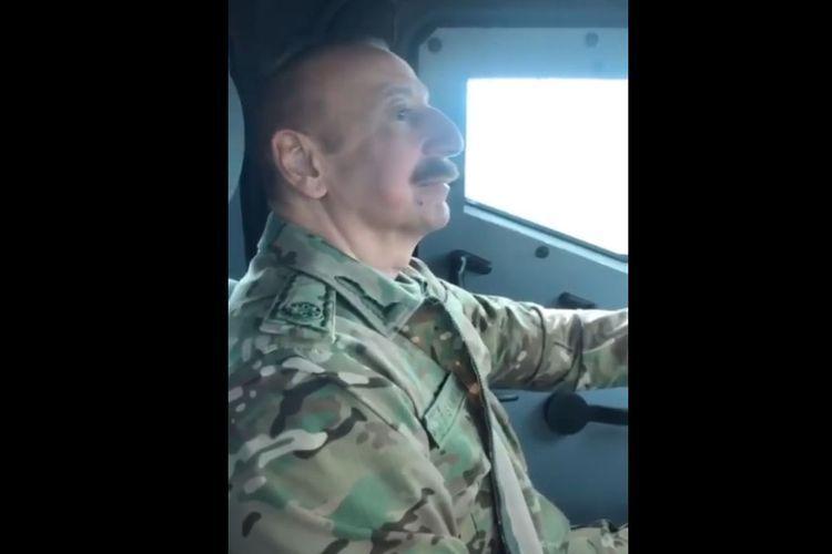 Ильхам Алиев: Враг ответит за все военные преступления - ВИДЕО