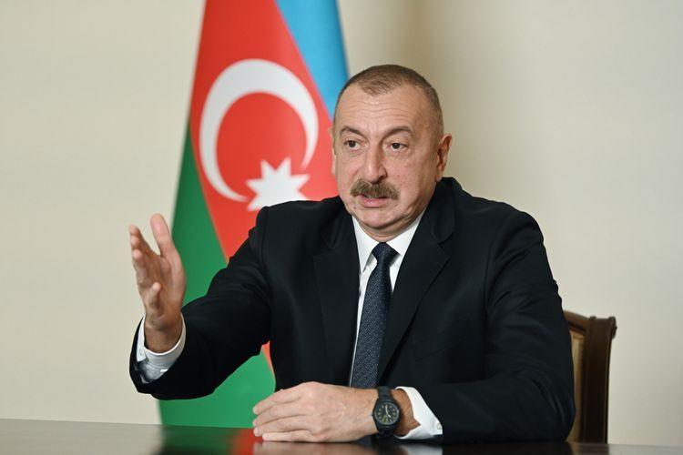 Президент: Азербайджанские солдаты, офицеры уничтожили вас! И поделом!