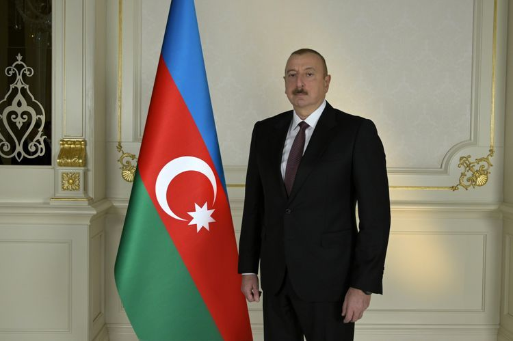 Ильхам Алиев: Сегодня Кяльбаджарский район освобожден от оккупации
