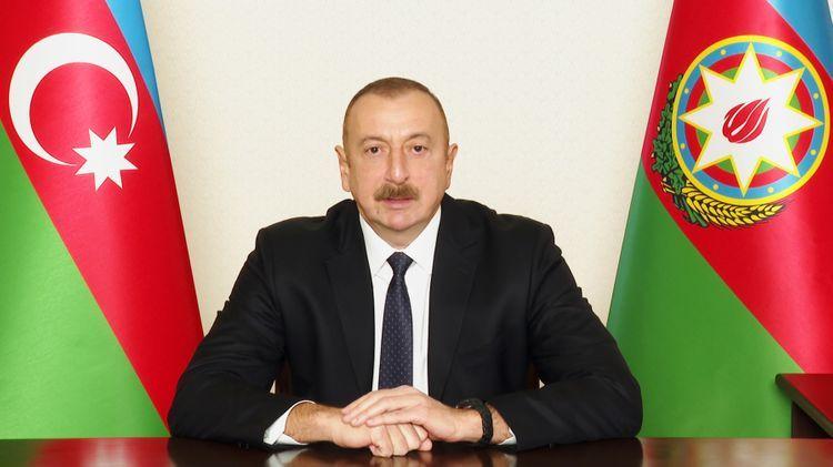 Ильхам Алиев: Результаты войны оказались такими, как я говорил