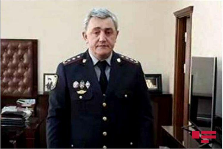 Назначен новый начальник полиции Гянджи