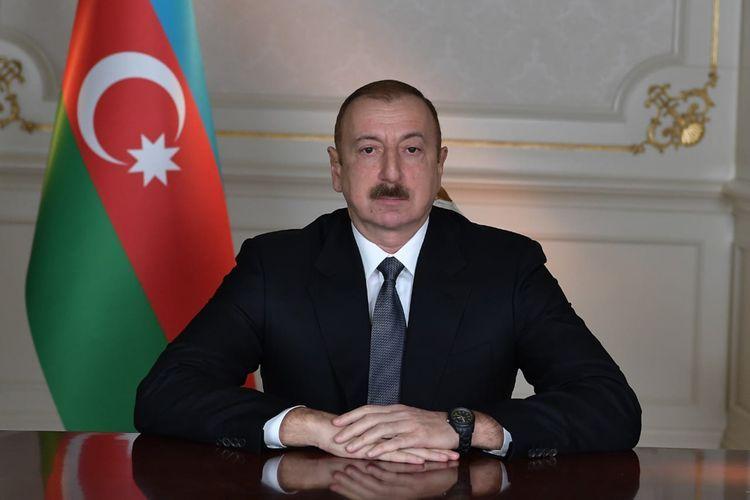 Генсек парламента Ирака направил письмо президенту Азербайджана