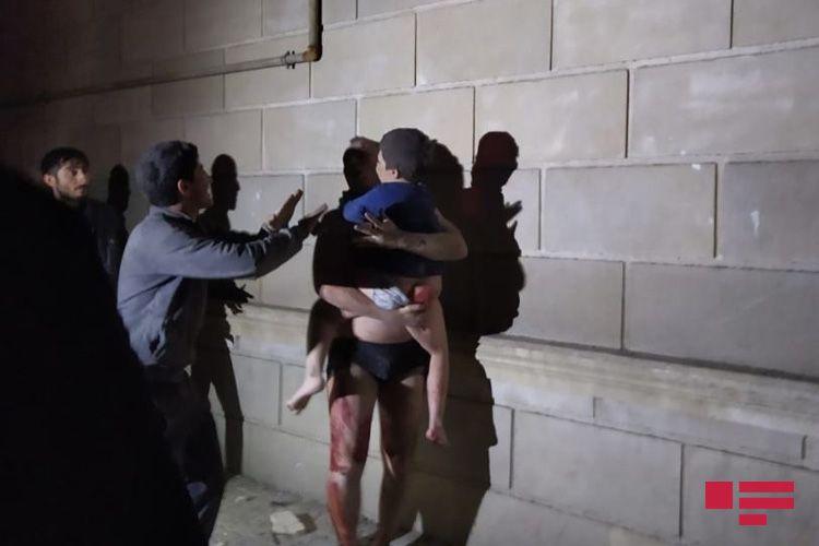 Генпрокуратура: В результате ракетного удара ВС Армении по Гяндже погибли 5 человек  - ФОТО