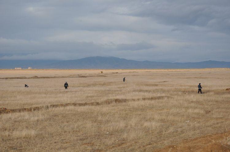 Азербайджанские и российские пиротехники очистили от мин более 5 гектаров территории - ФОТО - ВИДЕО