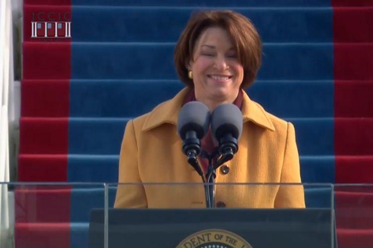 В США состоялась церемония инаугурации Джозефа Байдена - ФОТО