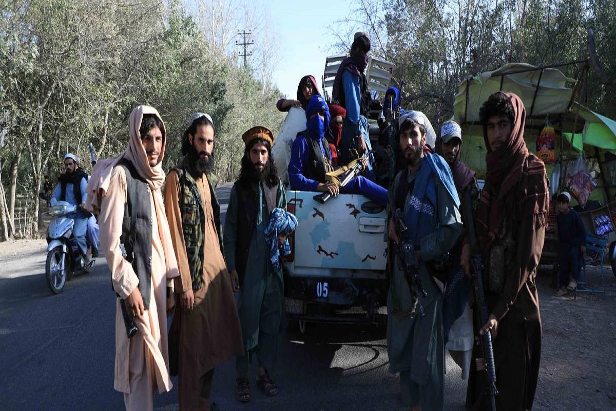 В Кабуле после захвата власти талибами увеличились случаи разбоев и грабежей