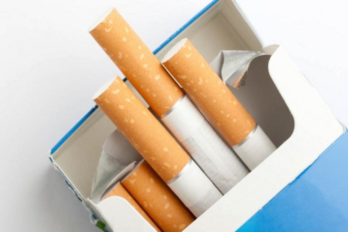 Производство папирос и сигарет в Азербайджане выросло