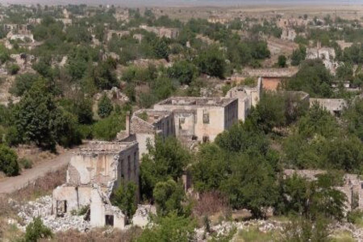 На освобожденных землях Азербайджана паспортизированы 15 историко-архитектурных памятников